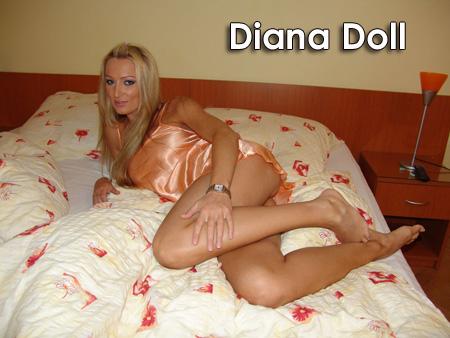 Doll pornstar diana